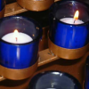 Thumbnail image for Lighting Candles at Church