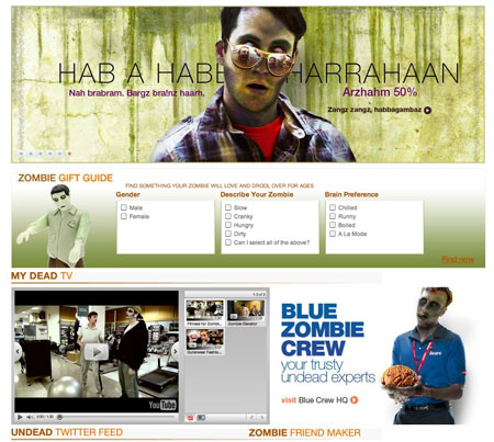 Post image for Zombie Shopping