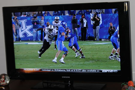 Post image for Watching Football