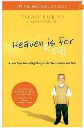 Post image for Heaven Is For Real – Book Review